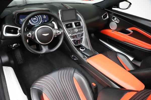 Used 2019 Aston Martin DB11 Volante Volante for sale $204,900 at Bentley Greenwich in Greenwich CT 06830 13
