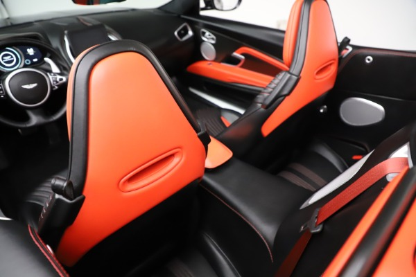 Used 2019 Aston Martin DB11 Volante Volante for sale $204,900 at Bentley Greenwich in Greenwich CT 06830 19