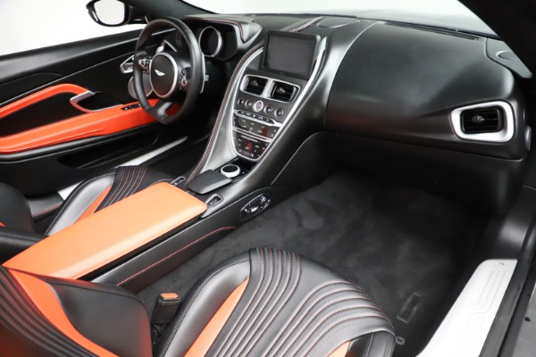 Used 2019 Aston Martin DB11 Volante for sale $204,900 at Bentley Greenwich in Greenwich CT 06830 20
