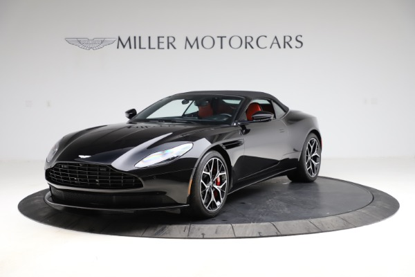 Used 2019 Aston Martin DB11 Volante Volante for sale $204,900 at Bentley Greenwich in Greenwich CT 06830 23