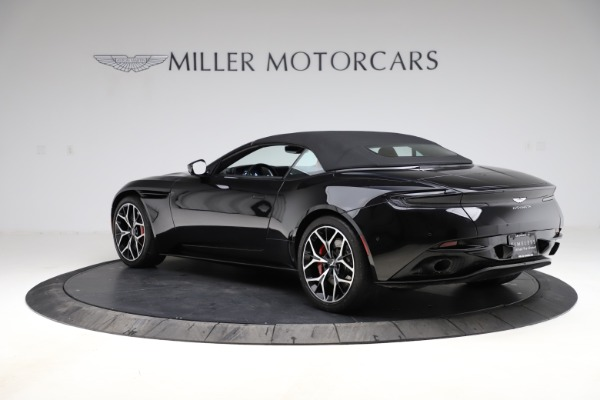 Used 2019 Aston Martin DB11 Volante Volante for sale $204,900 at Bentley Greenwich in Greenwich CT 06830 25