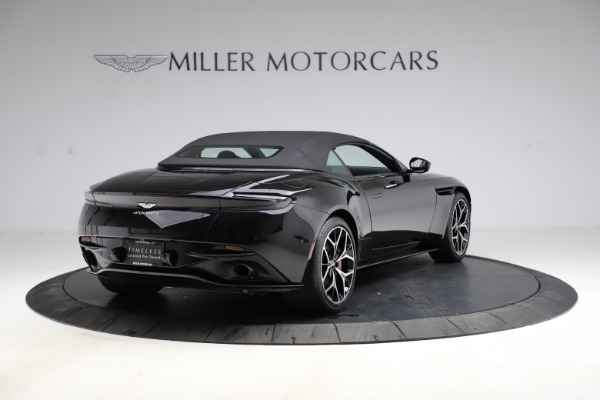 Used 2019 Aston Martin DB11 Volante Volante for sale $204,900 at Bentley Greenwich in Greenwich CT 06830 26