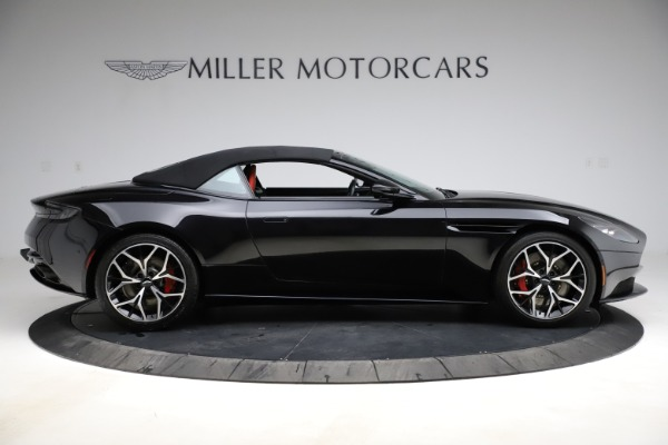 Used 2019 Aston Martin DB11 Volante Volante for sale $204,900 at Bentley Greenwich in Greenwich CT 06830 27