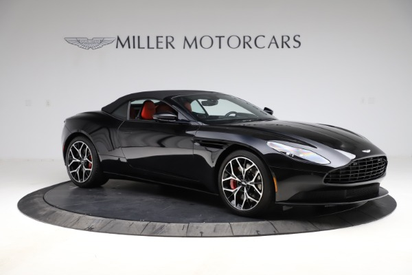 Used 2019 Aston Martin DB11 Volante Volante for sale $204,900 at Bentley Greenwich in Greenwich CT 06830 28