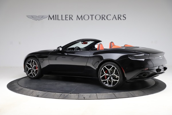 Used 2019 Aston Martin DB11 Volante for sale $204,900 at Bentley Greenwich in Greenwich CT 06830 3