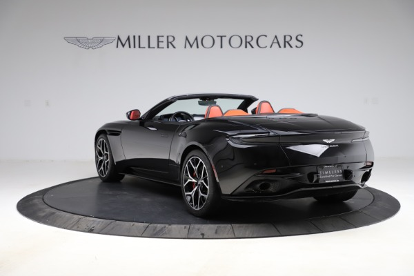 Used 2019 Aston Martin DB11 Volante Volante for sale $204,900 at Bentley Greenwich in Greenwich CT 06830 4