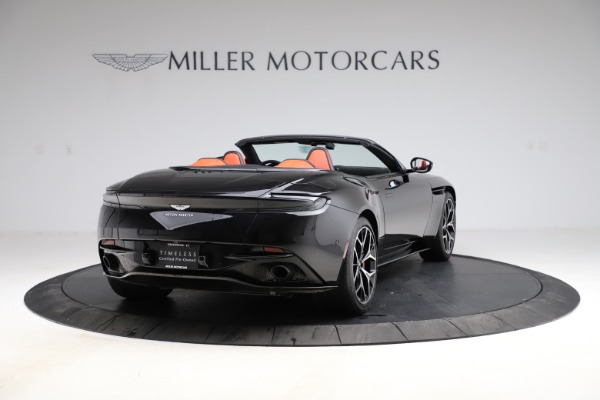 Used 2019 Aston Martin DB11 Volante Volante for sale $204,900 at Bentley Greenwich in Greenwich CT 06830 6