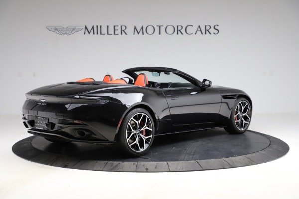 Used 2019 Aston Martin DB11 Volante Volante for sale $204,900 at Bentley Greenwich in Greenwich CT 06830 7