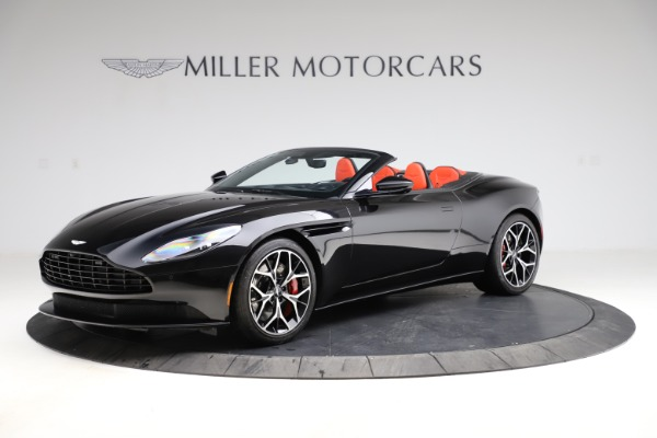 Used 2019 Aston Martin DB11 Volante for sale $204,900 at Bentley Greenwich in Greenwich CT 06830 1