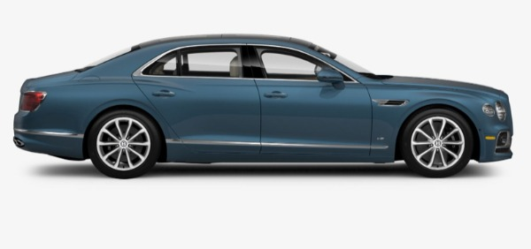 New 2021 Bentley Flying Spur V8 for sale $226,725 at Bentley Greenwich in Greenwich CT 06830 2