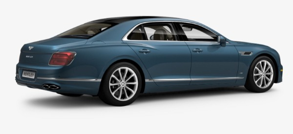 New 2021 Bentley Flying Spur V8 for sale $226,725 at Bentley Greenwich in Greenwich CT 06830 3