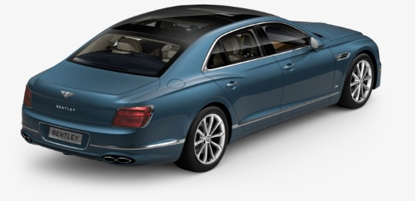 New 2021 Bentley Flying Spur V8 for sale $226,725 at Bentley Greenwich in Greenwich CT 06830 4