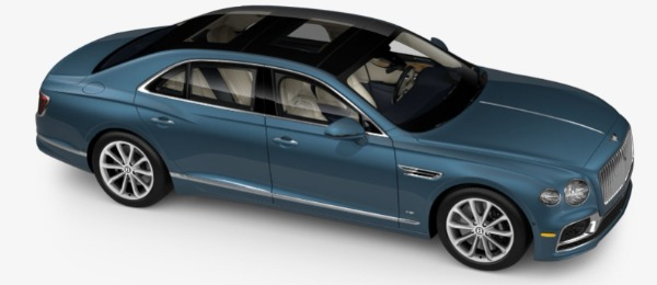 New 2021 Bentley Flying Spur V8 for sale $226,725 at Bentley Greenwich in Greenwich CT 06830 5