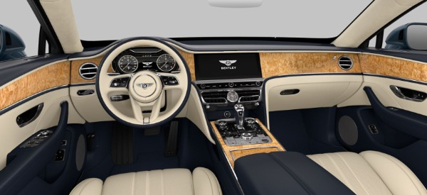 New 2021 Bentley Flying Spur V8 for sale $226,725 at Bentley Greenwich in Greenwich CT 06830 6