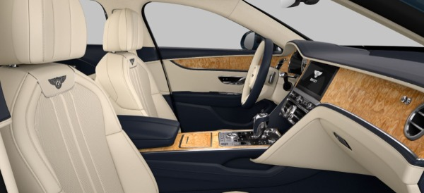 New 2021 Bentley Flying Spur V8 for sale $226,725 at Bentley Greenwich in Greenwich CT 06830 7