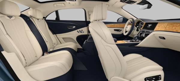 New 2021 Bentley Flying Spur V8 for sale $226,725 at Bentley Greenwich in Greenwich CT 06830 9