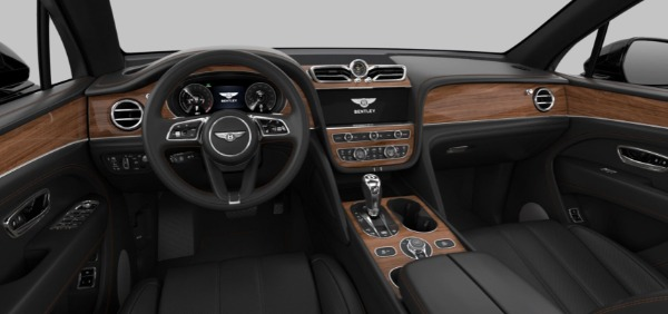 New 2021 Bentley Bentayga Hybrid V6 for sale $204,055 at Bentley Greenwich in Greenwich CT 06830 10