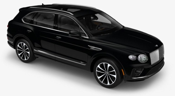 New 2021 Bentley Bentayga Hybrid V6 for sale $204,055 at Bentley Greenwich in Greenwich CT 06830 2
