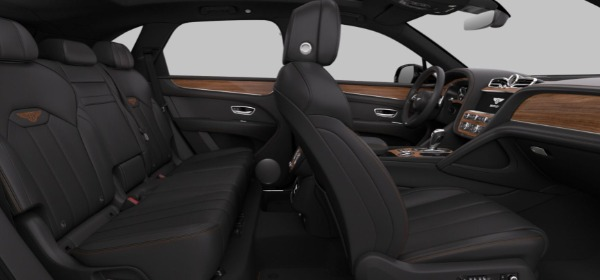 New 2021 Bentley Bentayga Hybrid V6 for sale $204,055 at Bentley Greenwich in Greenwich CT 06830 6