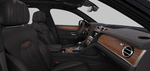 New 2021 Bentley Bentayga Hybrid V6 for sale $204,055 at Bentley Greenwich in Greenwich CT 06830 9