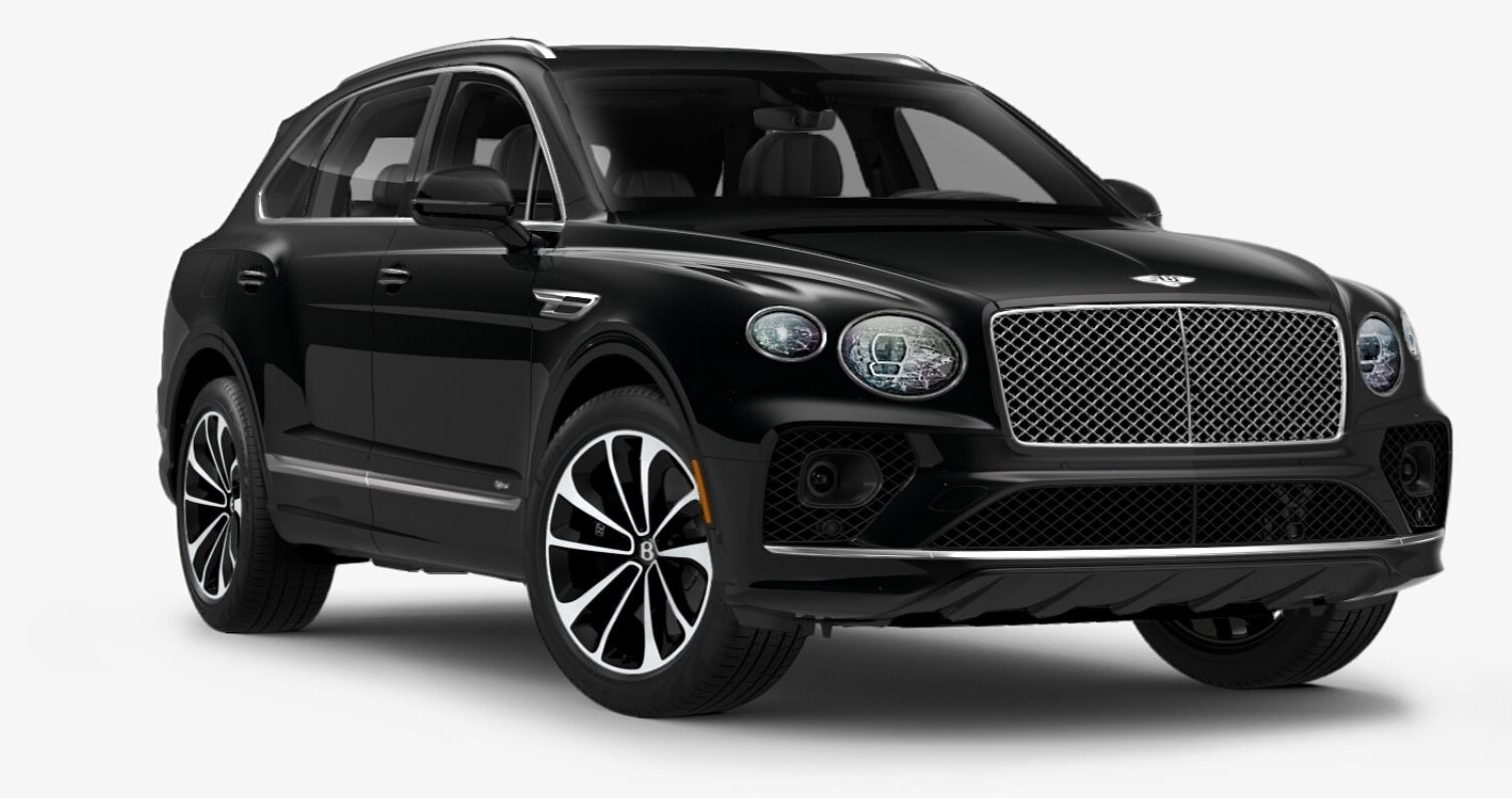 New 2021 Bentley Bentayga Hybrid V6 for sale $204,055 at Bentley Greenwich in Greenwich CT 06830 1