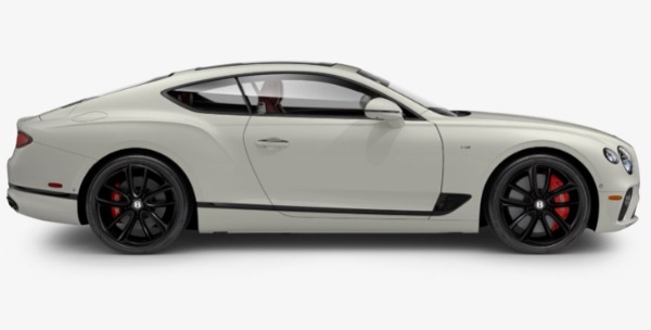 New 2021 Bentley Continental GT V8 for sale $270,170 at Bentley Greenwich in Greenwich CT 06830 2