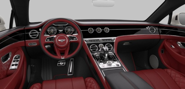 New 2021 Bentley Continental GT V8 for sale $270,170 at Bentley Greenwich in Greenwich CT 06830 6