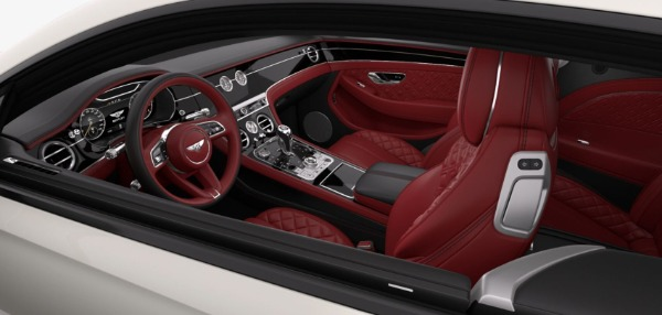 New 2021 Bentley Continental GT V8 for sale $270,170 at Bentley Greenwich in Greenwich CT 06830 8