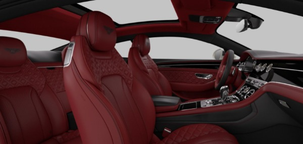 New 2021 Bentley Continental GT V8 for sale $270,170 at Bentley Greenwich in Greenwich CT 06830 9
