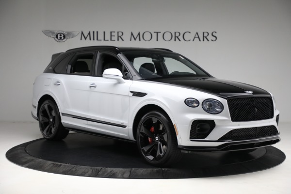 New 2021 Bentley Bentayga V8 First Edition for sale Sold at Bentley Greenwich in Greenwich CT 06830 10