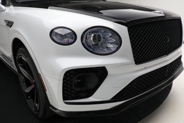 New 2021 Bentley Bentayga V8 First Edition for sale Sold at Bentley Greenwich in Greenwich CT 06830 14