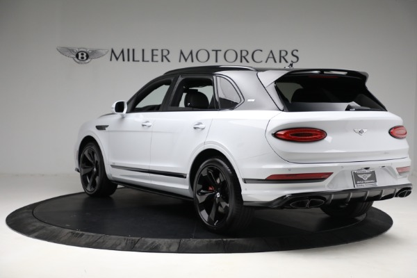 New 2021 Bentley Bentayga V8 First Edition for sale $273,510 at Bentley Greenwich in Greenwich CT 06830 4