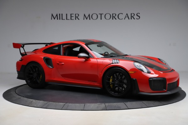 Used 2018 Porsche 911 GT2 RS for sale $325,900 at Bentley Greenwich in Greenwich CT 06830 10