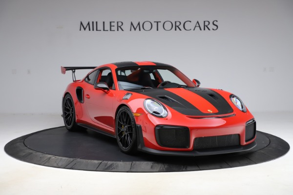 Used 2018 Porsche 911 GT2 RS for sale $325,900 at Bentley Greenwich in Greenwich CT 06830 11