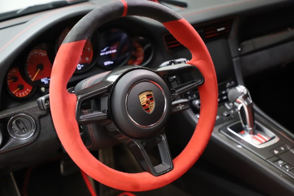 Used 2018 Porsche 911 GT2 RS for sale $325,900 at Bentley Greenwich in Greenwich CT 06830 18
