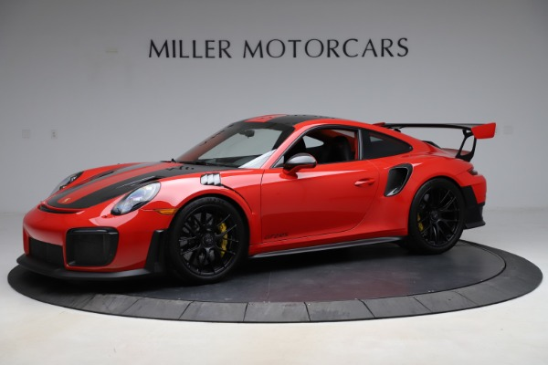 Used 2018 Porsche 911 GT2 RS for sale $325,900 at Bentley Greenwich in Greenwich CT 06830 2