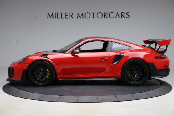 Used 2018 Porsche 911 GT2 RS for sale $325,900 at Bentley Greenwich in Greenwich CT 06830 3