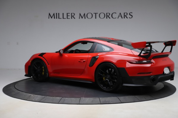 Used 2018 Porsche 911 GT2 RS for sale $325,900 at Bentley Greenwich in Greenwich CT 06830 4
