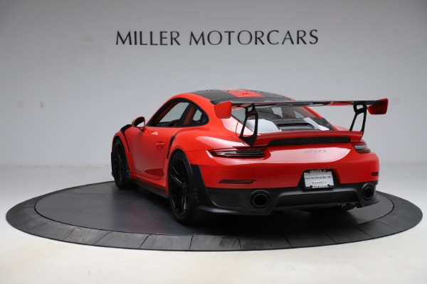 Used 2018 Porsche 911 GT2 RS for sale $325,900 at Bentley Greenwich in Greenwich CT 06830 5
