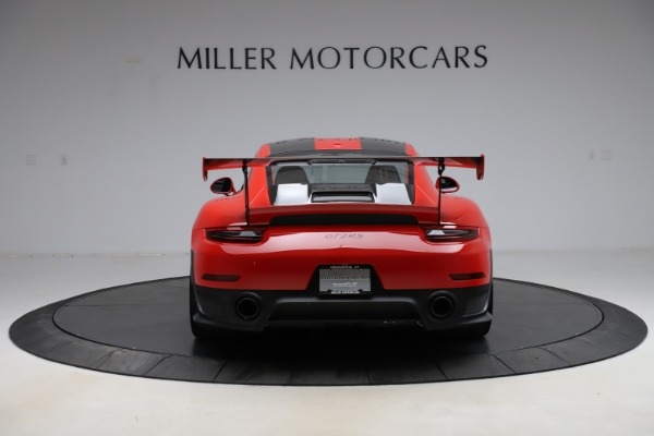 Used 2018 Porsche 911 GT2 RS for sale $325,900 at Bentley Greenwich in Greenwich CT 06830 6