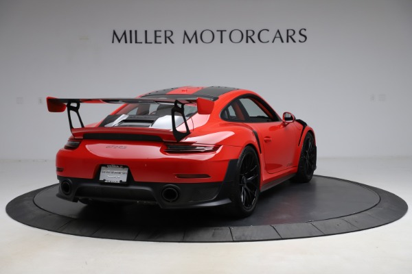 Used 2018 Porsche 911 GT2 RS for sale $325,900 at Bentley Greenwich in Greenwich CT 06830 7