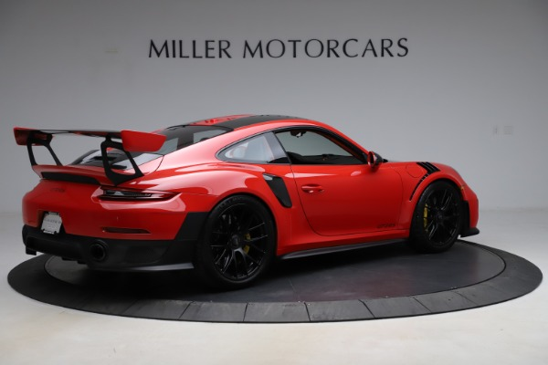 Used 2018 Porsche 911 GT2 RS for sale $325,900 at Bentley Greenwich in Greenwich CT 06830 8