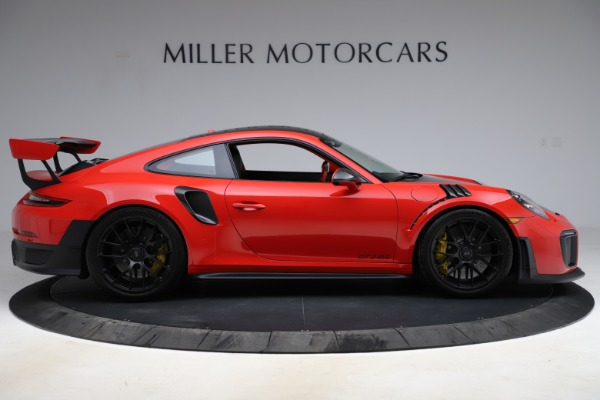 Used 2018 Porsche 911 GT2 RS for sale $325,900 at Bentley Greenwich in Greenwich CT 06830 9