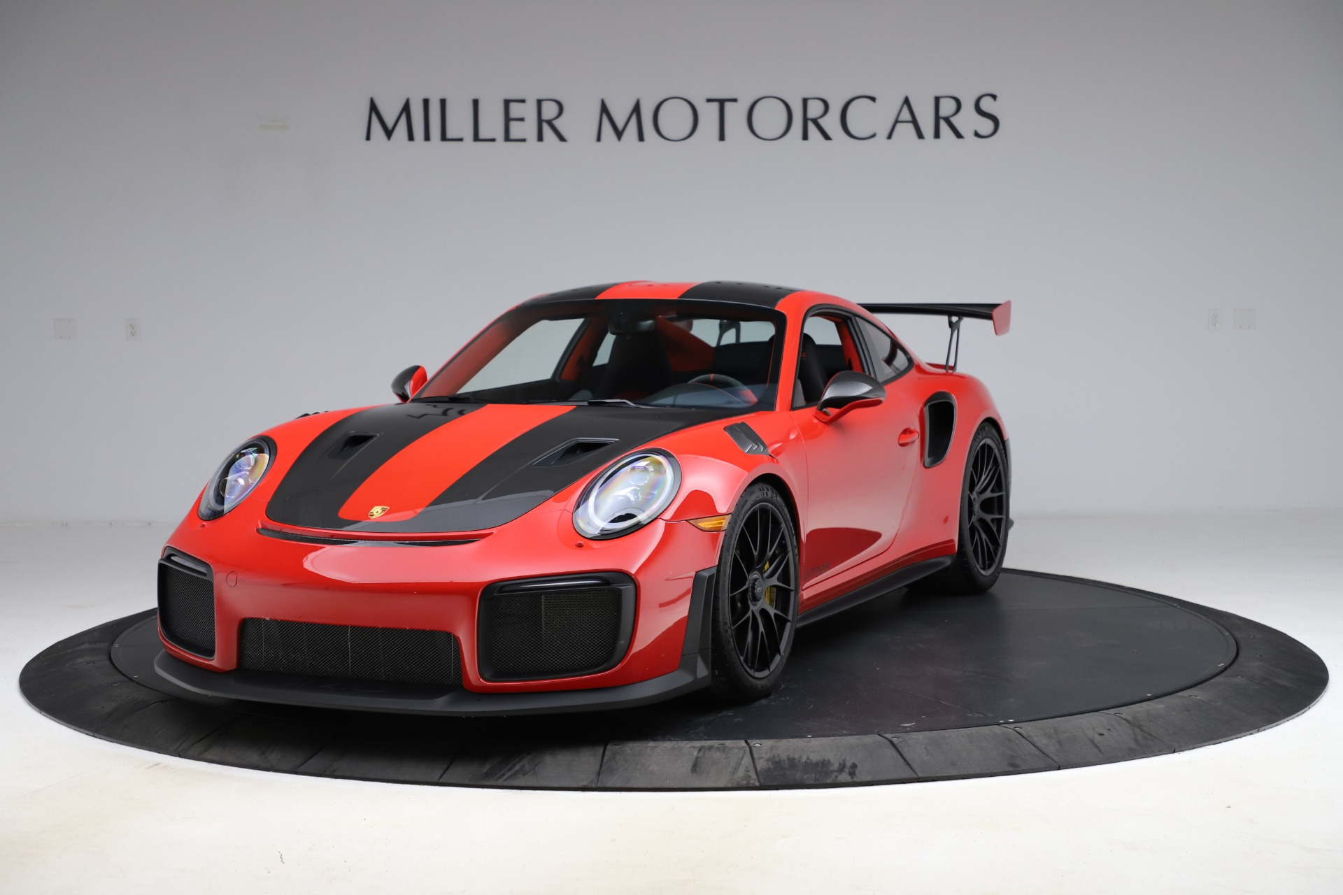 Used 2018 Porsche 911 GT2 RS for sale $325,900 at Bentley Greenwich in Greenwich CT 06830 1