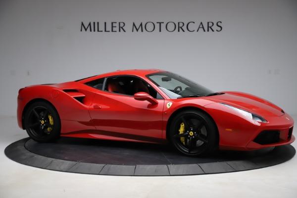 Used 2018 Ferrari 488 GTB for sale $209,900 at Bentley Greenwich in Greenwich CT 06830 10