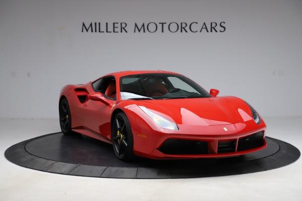 Used 2018 Ferrari 488 GTB for sale $209,900 at Bentley Greenwich in Greenwich CT 06830 11