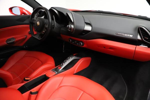 Used 2018 Ferrari 488 GTB for sale $209,900 at Bentley Greenwich in Greenwich CT 06830 17