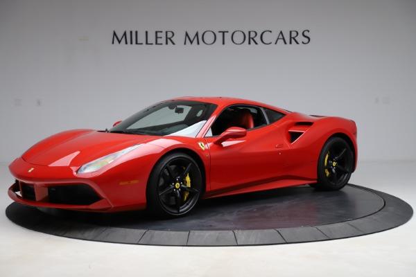 Used 2018 Ferrari 488 GTB for sale $209,900 at Bentley Greenwich in Greenwich CT 06830 2