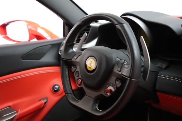 Used 2018 Ferrari 488 GTB for sale $209,900 at Bentley Greenwich in Greenwich CT 06830 24