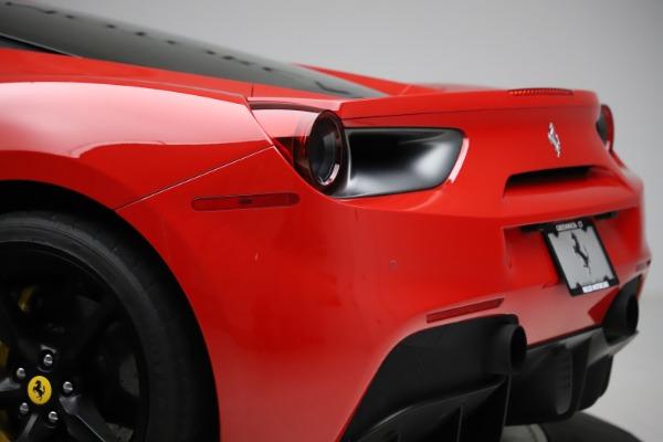 Used 2018 Ferrari 488 GTB for sale $209,900 at Bentley Greenwich in Greenwich CT 06830 27